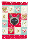 Balinese Cat Flag Garden Size CK5087GF by Caroline's Treasures