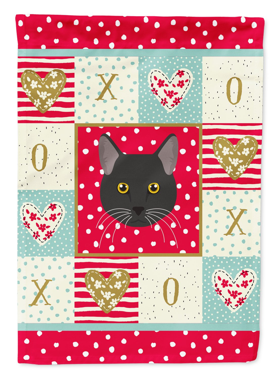 Buy this Bombay Cat Flag Garden Size CK5091GF
