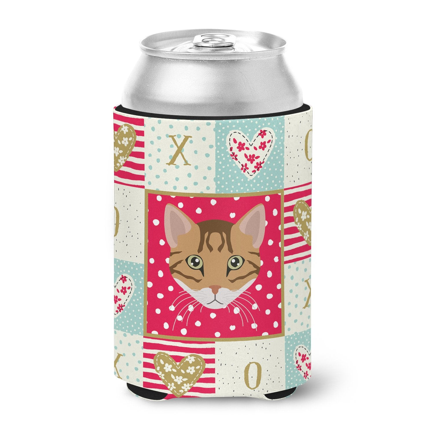 Buy this Cheetoh Cat Love Can or Bottle Hugger CK5102CC