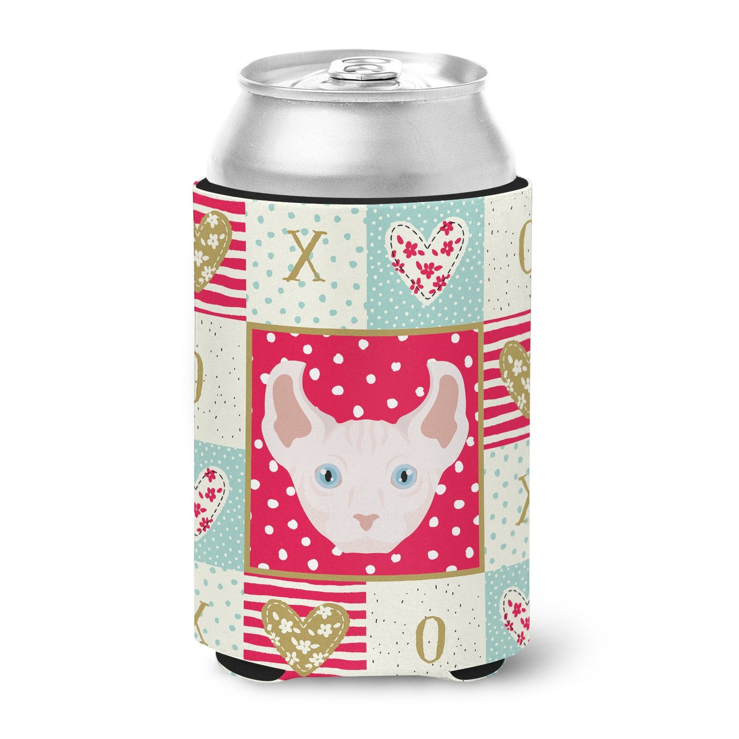 Buy this Dwelf Cat Love Can or Bottle Hugger CK5113CC