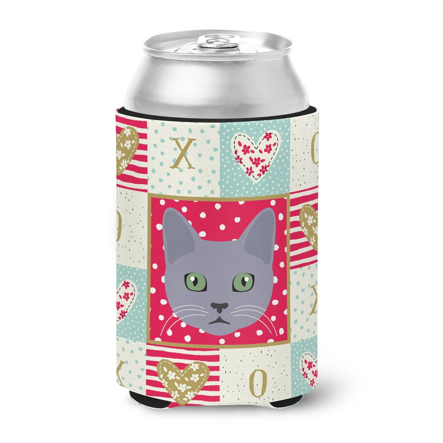 Buy this Korat Cat Love Can or Bottle Hugger CK5124CC