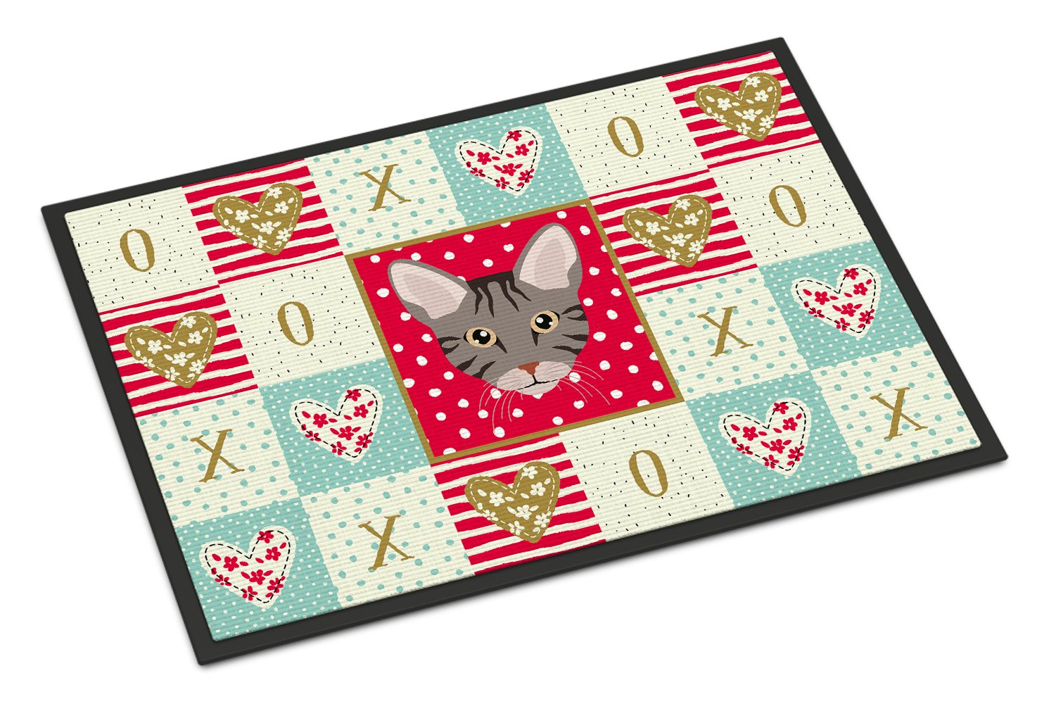 Buy this Ocicat Cat Love Indoor or Outdoor Mat 24x36 CK5138JMAT