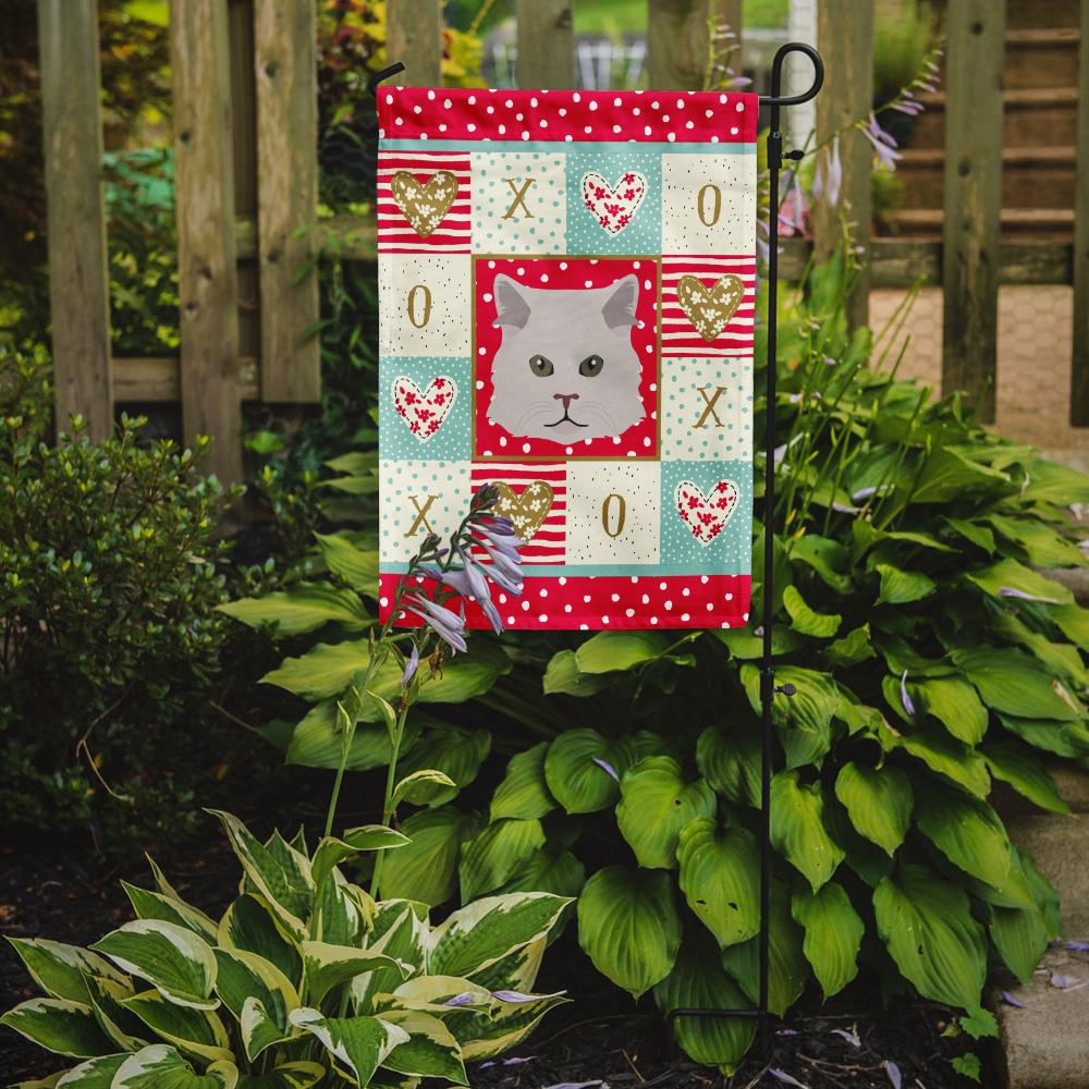 Persian Traditional Cat Flag Garden Size CK5147GF by Caroline's Treasures