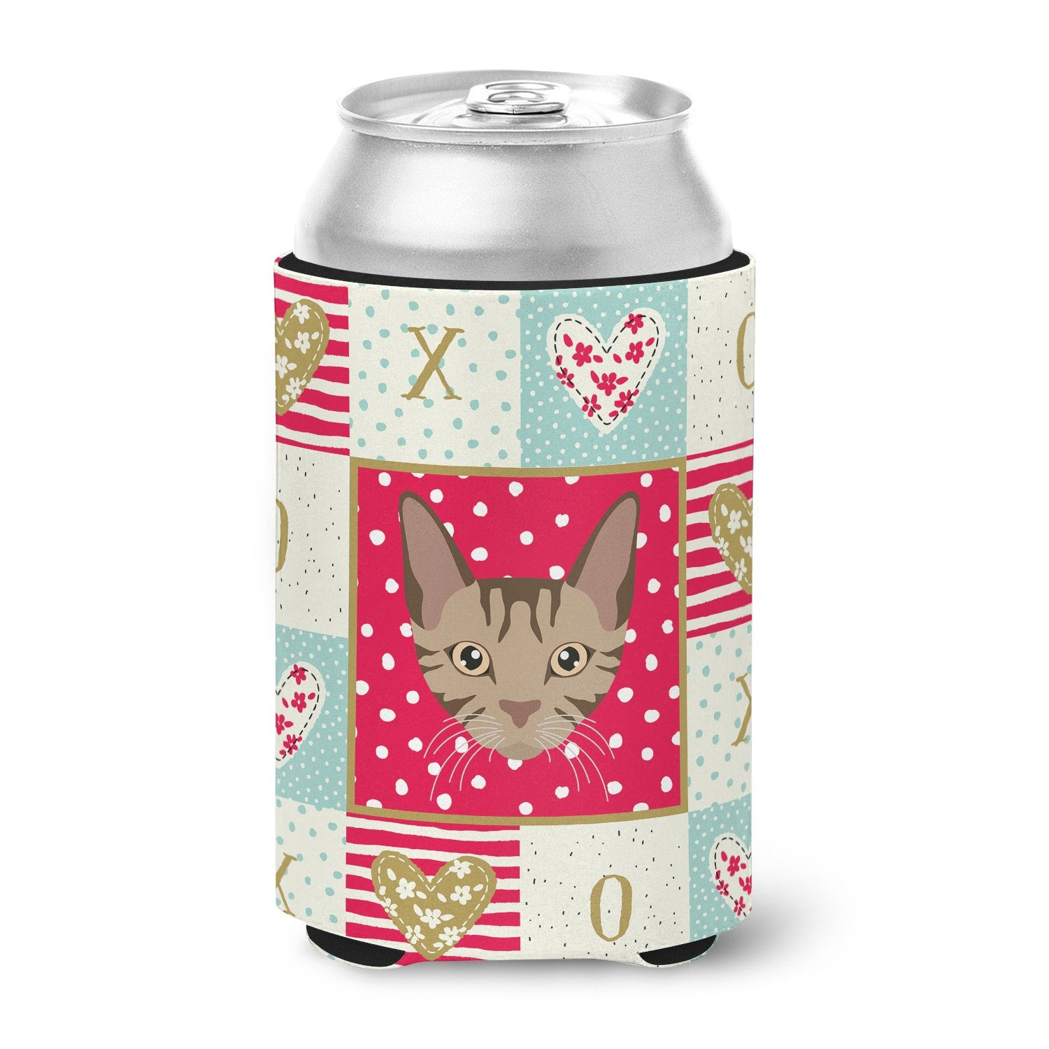 Buy this Sokoke Cat Love Can or Bottle Hugger CK5168CC