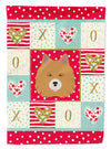 Elo Dog Flag Garden Size CK5196GF by Caroline's Treasures