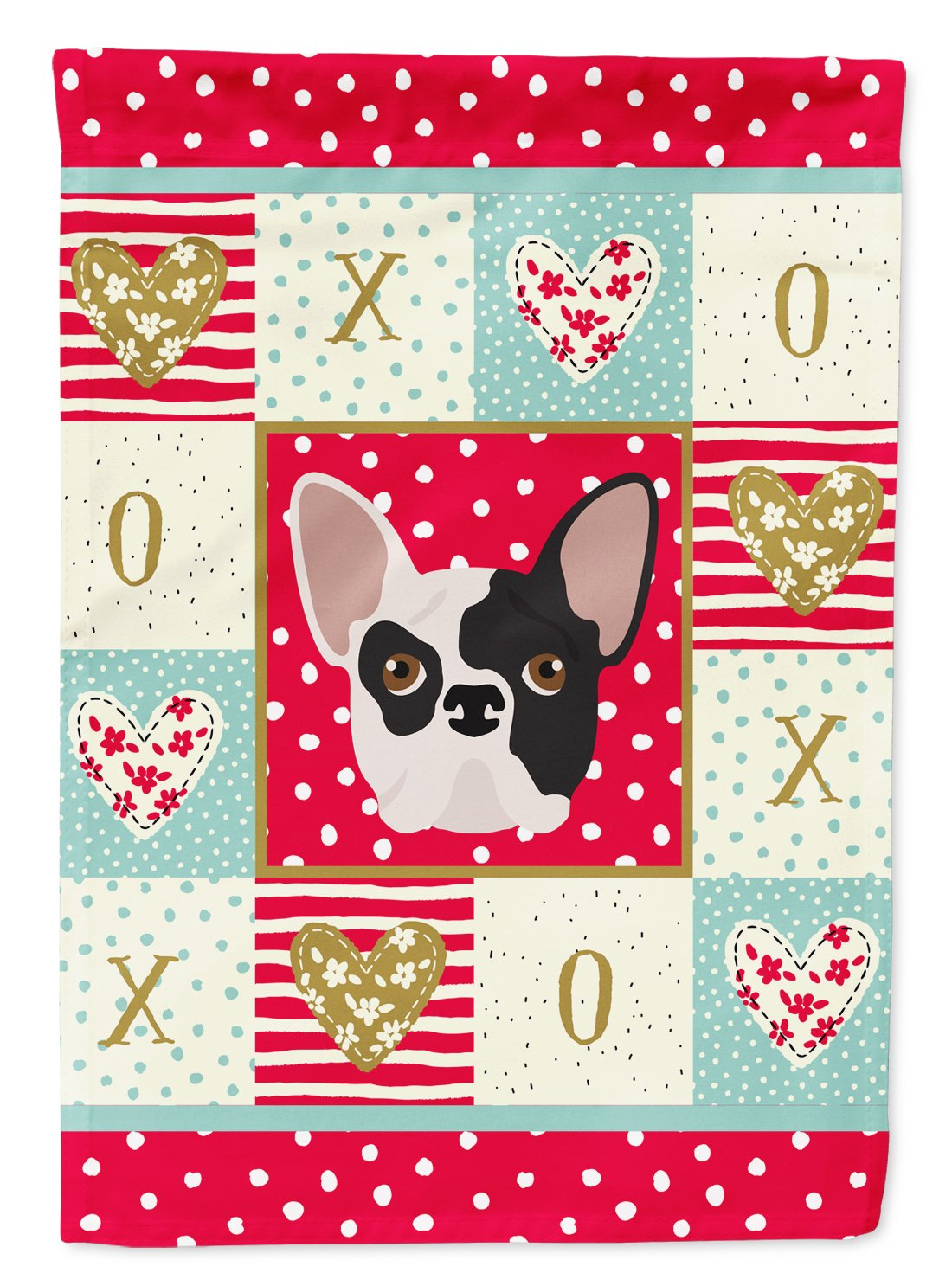French Bulldog Flag Garden Size CK5200GF by Caroline's Treasures