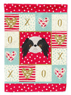 Japanese Chin Flag Garden Size CK5209GF by Caroline's Treasures