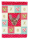 Mexican Hairless Dog Flag Garden Size CK5219GF by Caroline's Treasures
