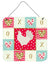 Buy this Leghorn Chicken Love Wall or Door Hanging Prints CK5267DS66