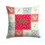 Buy this Wild Boar Pig Love Fabric Decorative Pillow CK5363PW1414