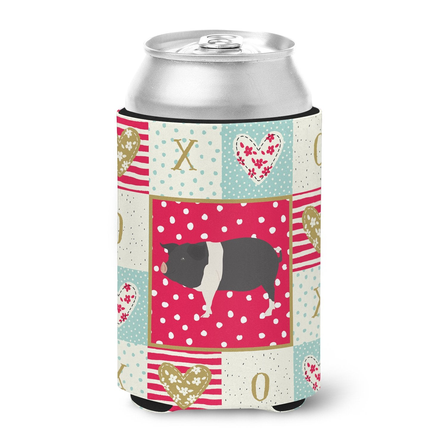 Buy this Hampshire Pig Love Can or Bottle Hugger CK5366CC