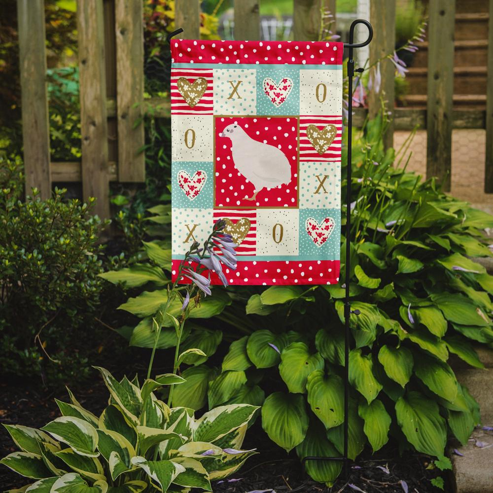Buy this Texas Quail Love Flag Garden Size CK5384GF