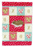 Chinese Hamster Love Flag Garden Size CK5438GF by Caroline's Treasures
