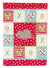 Fuzz Rat Love Flag Garden Size CK5460GF by Caroline's Treasures