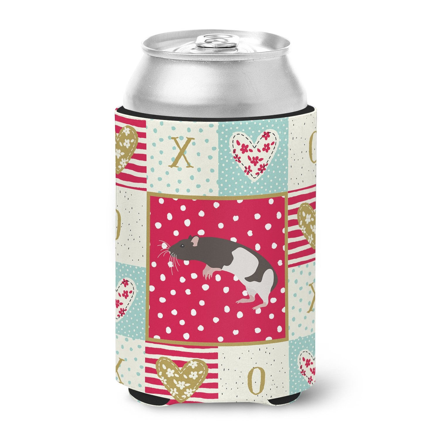 Buy this Tailless Rat Love Can or Bottle Hugger CK5464CC