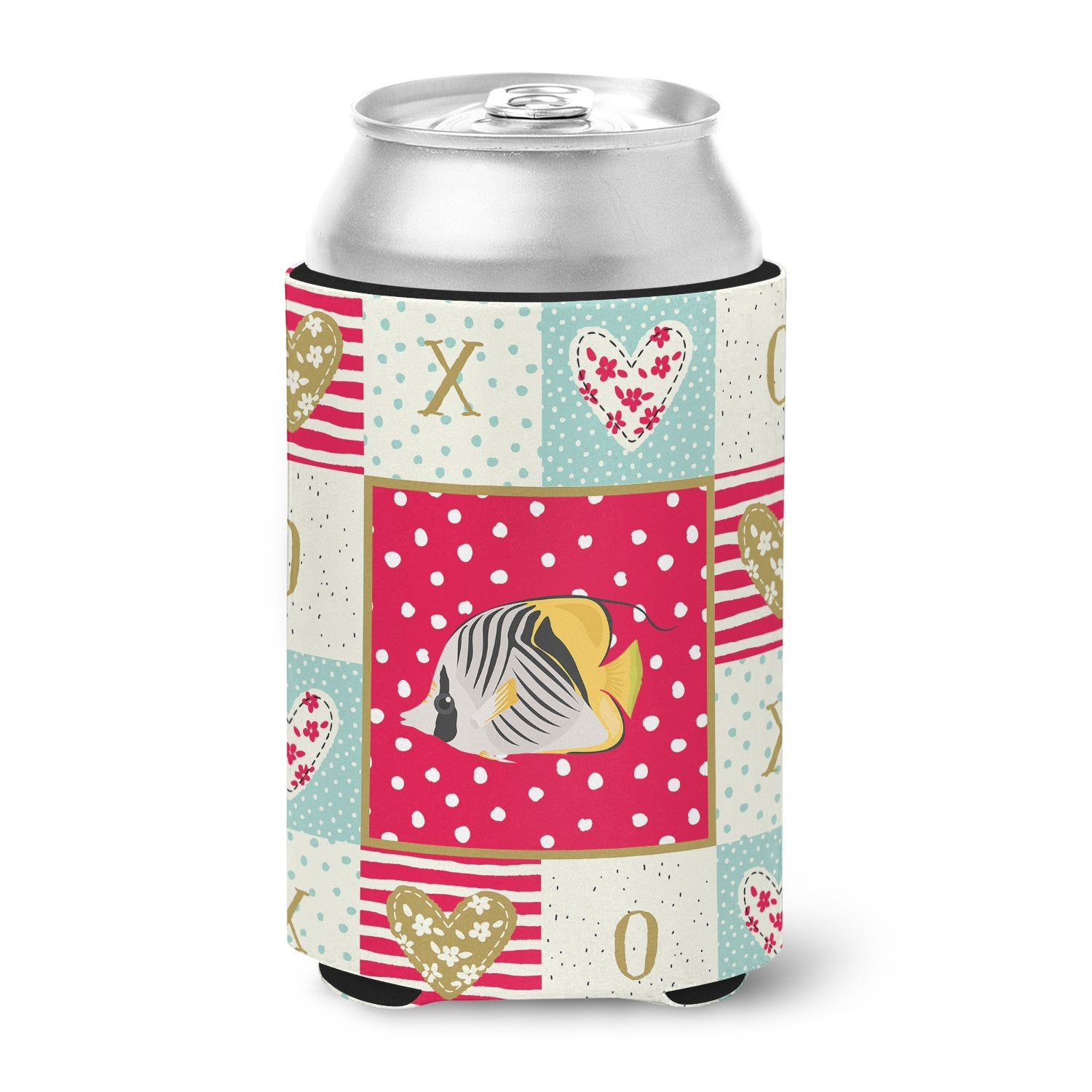 Buy this Butterfly Fish Love Can or Bottle Hugger CK5466CC