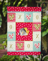 Butterfly Fish Love Flag Garden Size CK5466GF by Caroline's Treasures