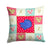 Buy this Delta Tail Betta Fish Love Fabric Decorative Pillow CK5468PW1414