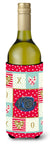Emperor Angelfish Love Wine Bottle Hugger CK5469LITERK by Caroline's Treasures