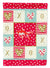 Comet Goldfish Love Flag Canvas House Size CK5472CHF by Caroline's Treasures