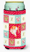 Lionhead Goldfish Love Tall Boy Beverage Insulator Hugger CK5474TBC by Caroline's Treasures