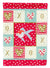 Tamasaba Goldfish Love Flag Canvas House Size CK5479CHF by Caroline's Treasures