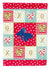 Veiltail Goldfish Love Flag Garden Size CK5481GF by Caroline's Treasures