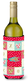 Paradise Fish Love Wine Bottle Hugger CK5491LITERK by Caroline's Treasures
