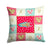 Buy this Paradise Fish Love Fabric Decorative Pillow CK5491PW1414