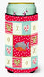 Piranha Love Tall Boy Beverage Insulator Hugger CK5495TBC by Caroline's Treasures