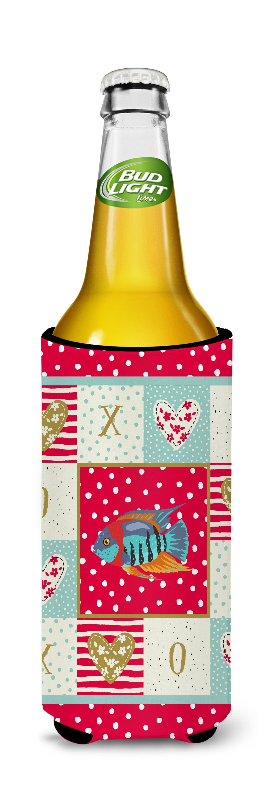 Severum Love Michelob Ultra Hugger for slim cans CK5497MUK by Caroline's Treasures