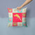 Buy this Belgian Hunchback Canary Love Fabric Decorative Pillow CK5500PW1414