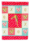 Jibso Canary Love Flag Canvas House Size CK5503CHF by Caroline's Treasures