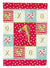 Jibso Canary Love Flag Garden Size CK5503GF by Caroline's Treasures