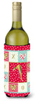Jibso Canary Love Wine Bottle Hugger CK5503LITERK by Caroline's Treasures