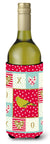 London Canary Love Wine Bottle Hugger CK5505LITERK by Caroline's Treasures