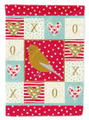 Norwich Canary Love Flag Garden Size CK5506GF by Caroline's Treasures
