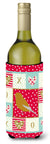 Norwich Canary Love Wine Bottle Hugger CK5506LITERK by Caroline's Treasures