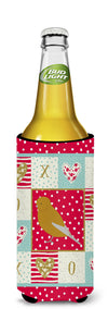 Norwich Canary Love Michelob Ultra Hugger for slim cans CK5506MUK by Caroline's Treasures