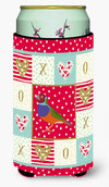 Amadina Love Tall Boy Beverage Insulator Hugger CK5509TBC by Caroline's Treasures