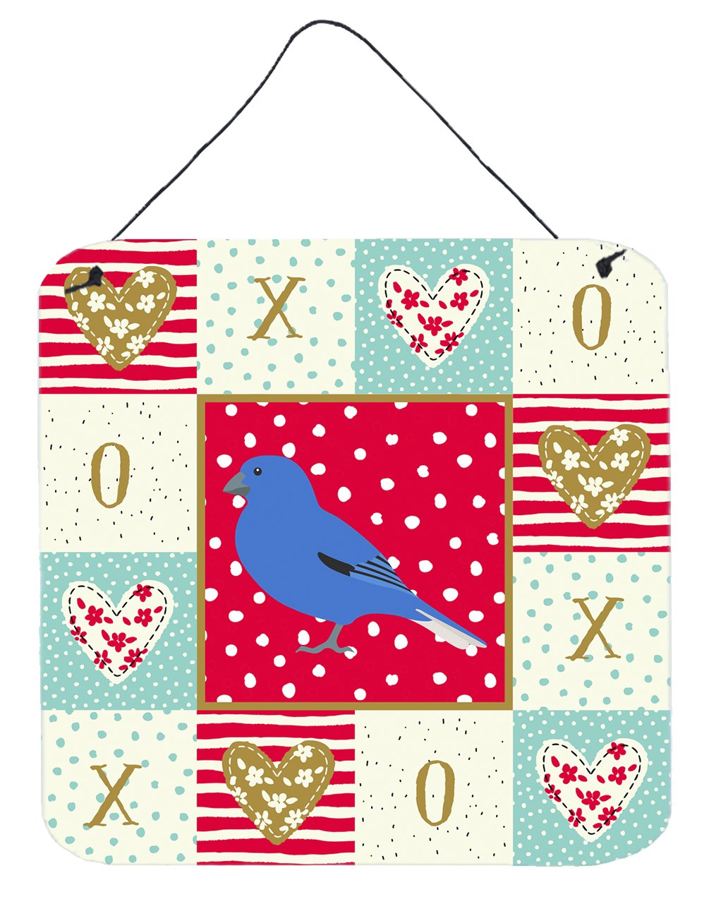 Buy this Bunting Love Wall or Door Hanging Prints CK5510DS66