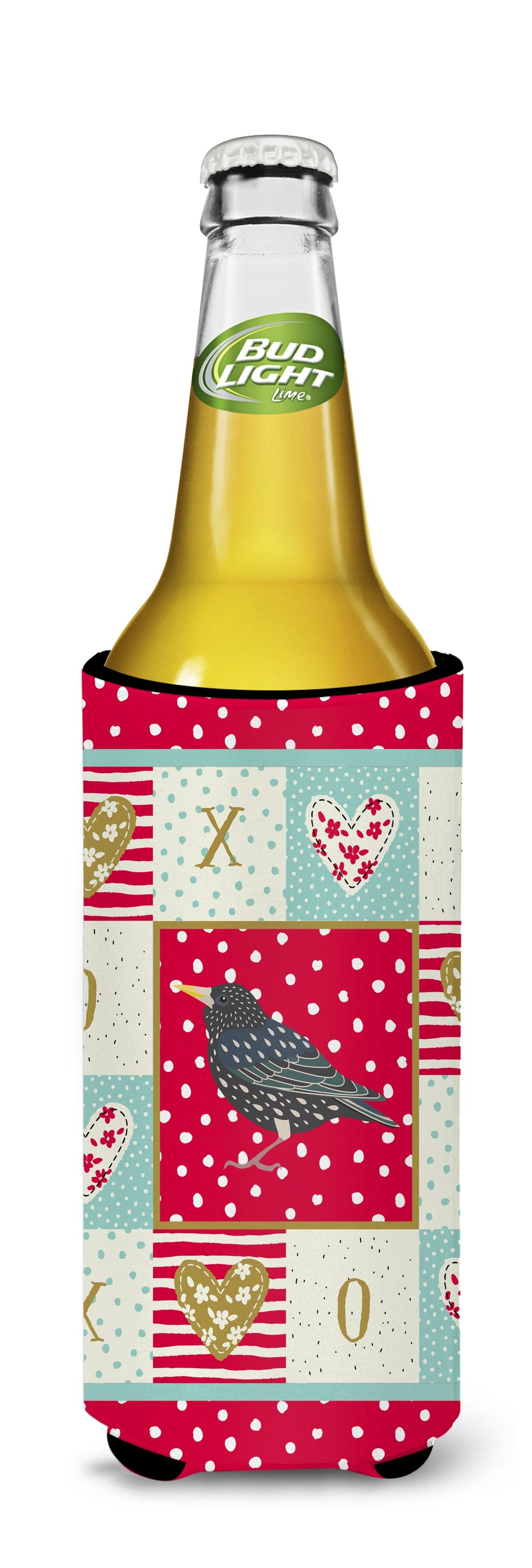 Starling Love Michelob Ultra Hugger for slim cans CK5515MUK by Caroline's Treasures