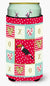 Toucan Love Tall Boy Beverage Insulator Hugger CK5517TBC by Caroline's Treasures