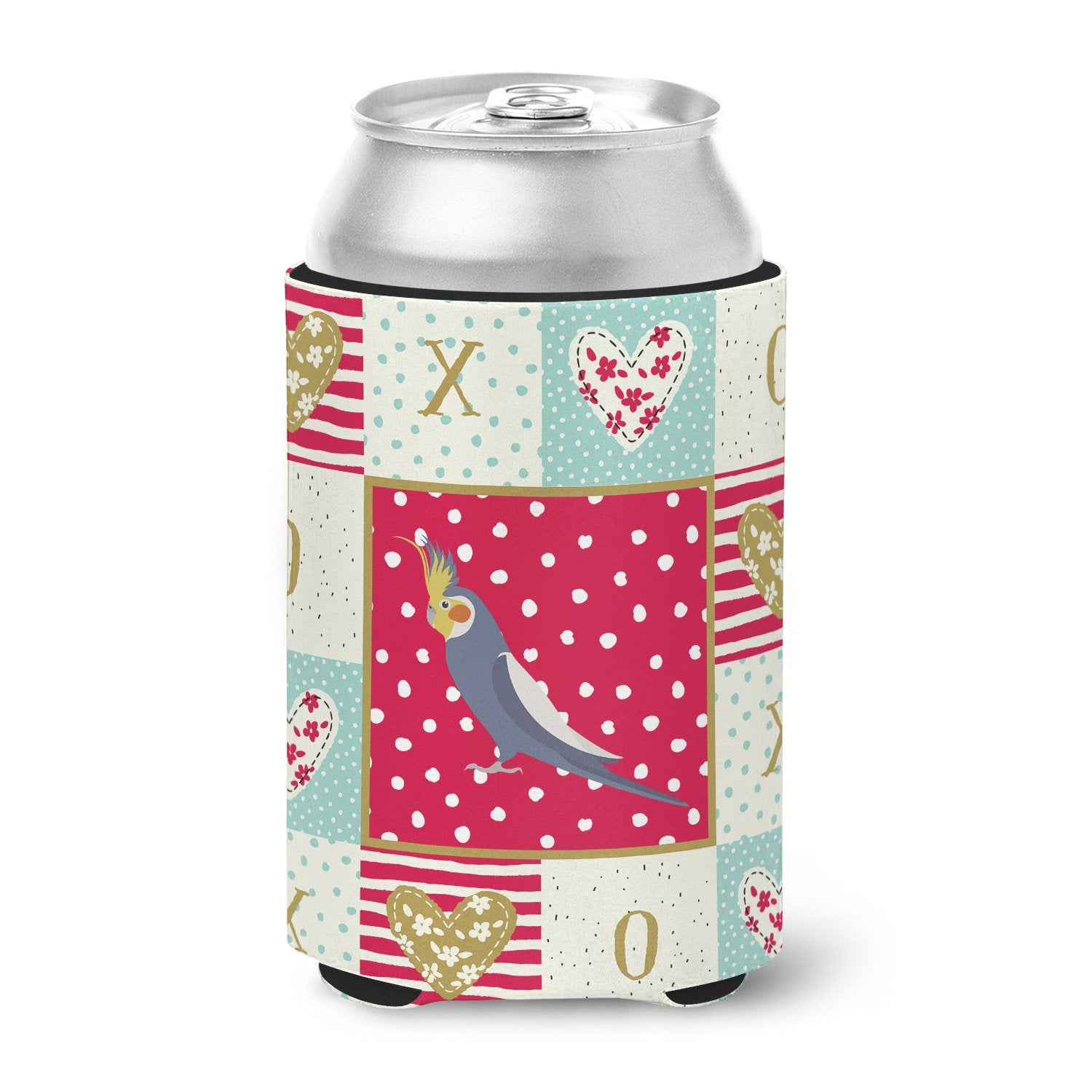 Buy this Cockatiel Love Can or Bottle Hugger CK5521CC