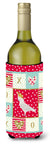 Buy this Cockatoo Love Wine Bottle Hugger CK5522LITERK