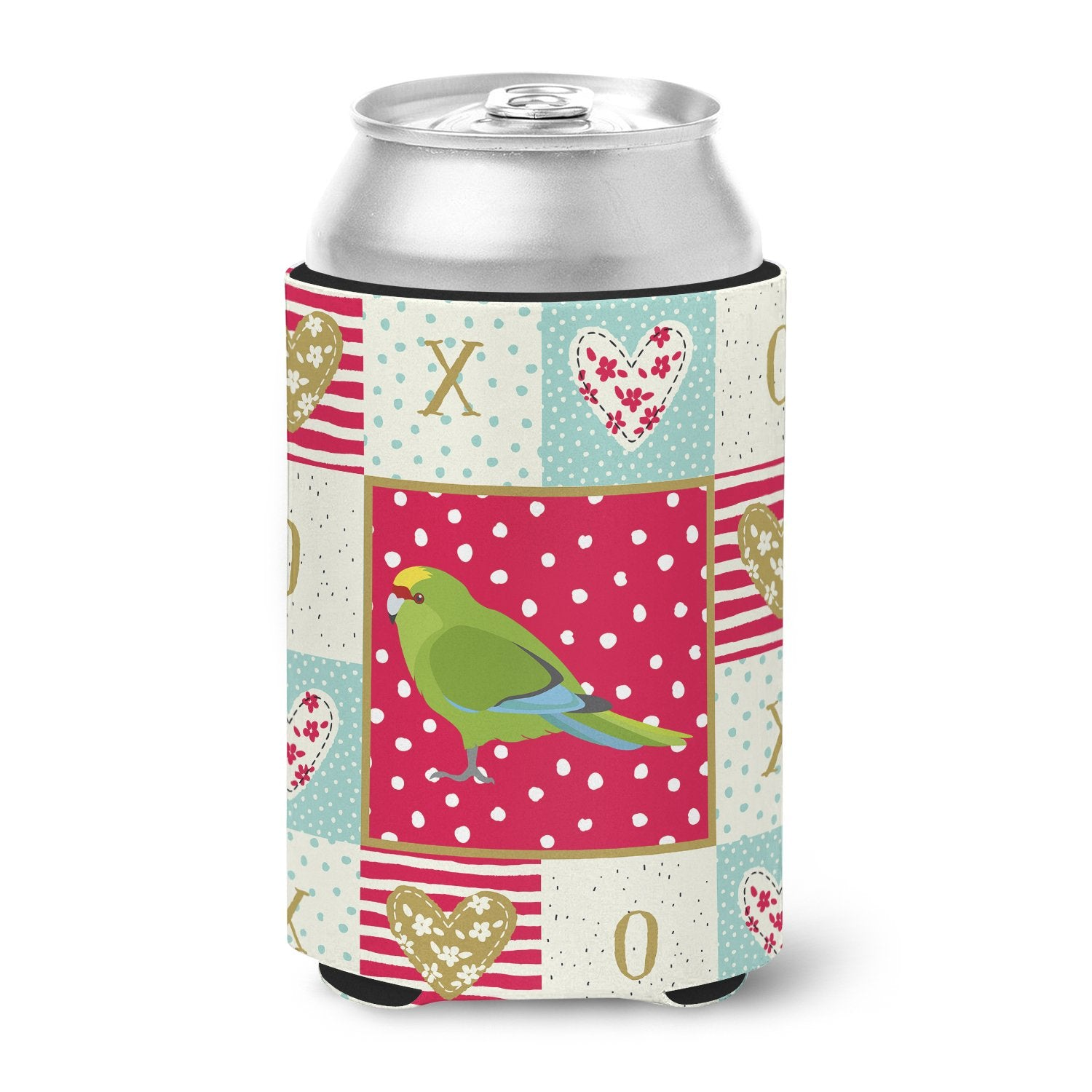 Buy this New Zealand Parakeet Love Can or Bottle Hugger CK5524CC