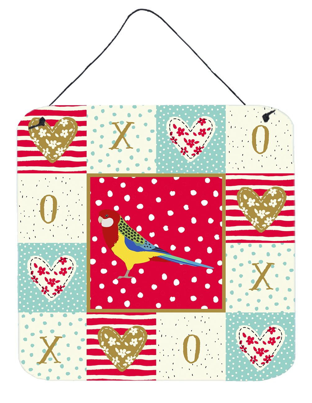 Buy this Rosella Love Wall or Door Hanging Prints CK5526DS66