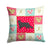 Buy this Black Chantilly Tiffany Cat Love Fabric Decorative Pillow CK5575PW1414