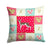 Buy this Oriental Shorthair #2 Cat Love Fabric Decorative Pillow CK5668PW1414