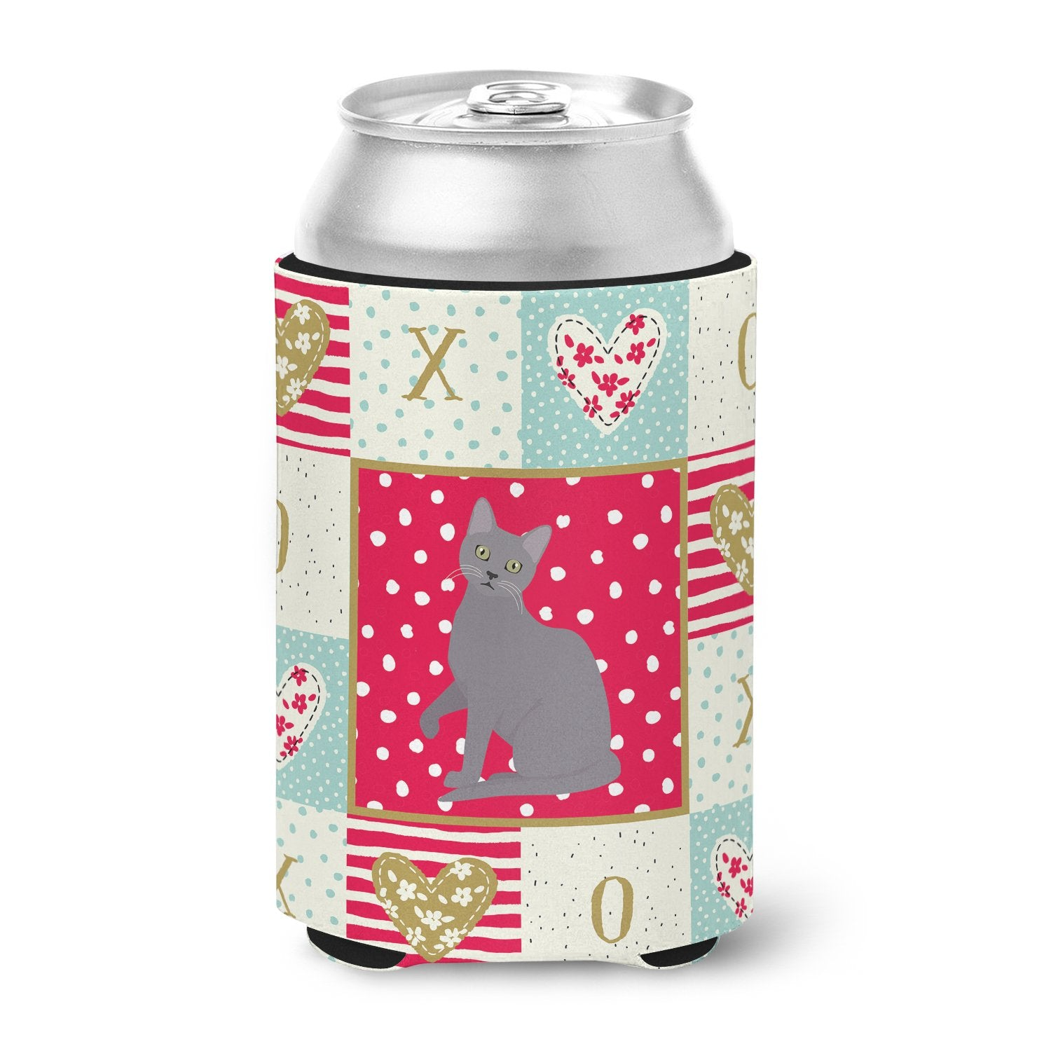 Buy this Korat Cat Love Can or Bottle Hugger CK5767CC